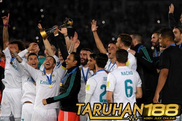 Real Madrid Pastikan Diri Menjadi Juara Piala Dunia Antarklub 2017